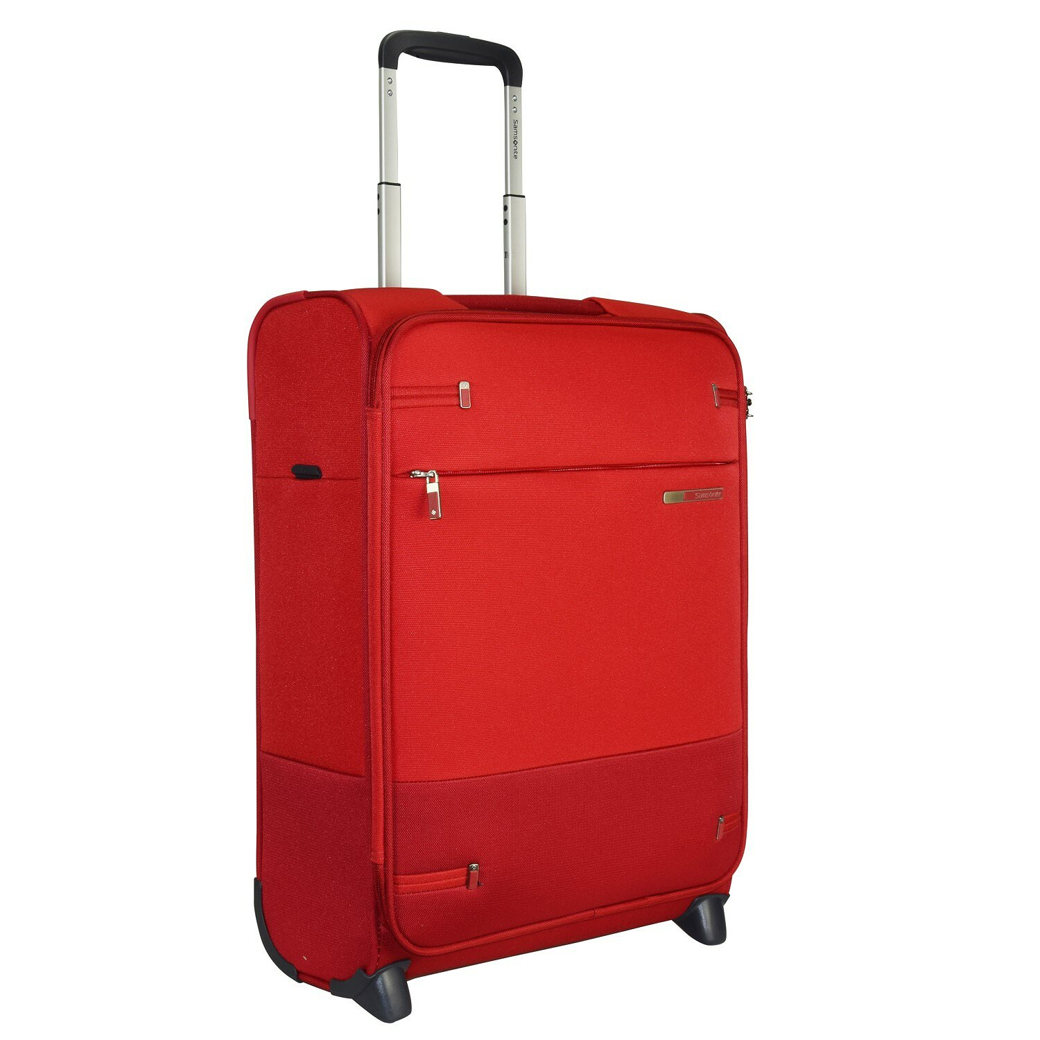 samsonite base boost upright 2 rollen kabinentrolley 55 cm red bei premium mall. Black Bedroom Furniture Sets. Home Design Ideas