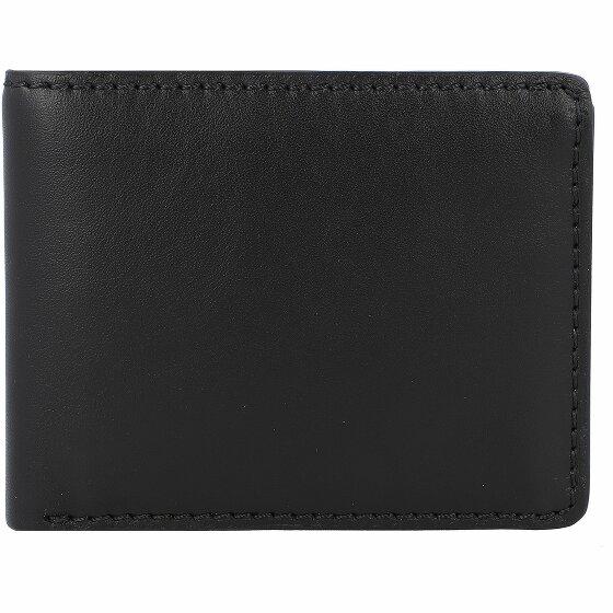 Picard Toscana Geldbörse Leder 13 cm schwarz