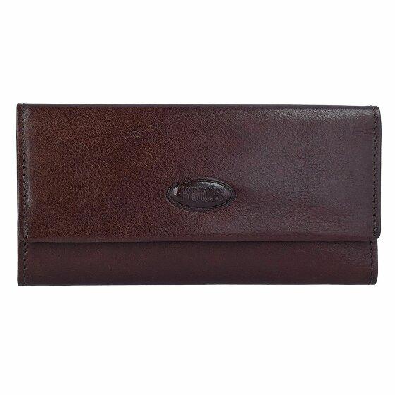 Bric's Monte Rosa Schlüsseletui Leder 13 cm moro