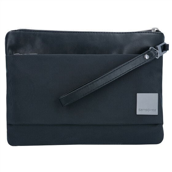 Samsonite Hip Spuare Clutch Tasche 25 cm black