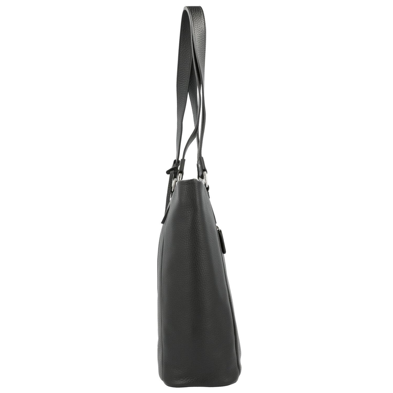 1439fa3f17087 Cm Pure Tasche Leder Picard 41 Shopper Premium Mall SchwarzBei tQdCsrh