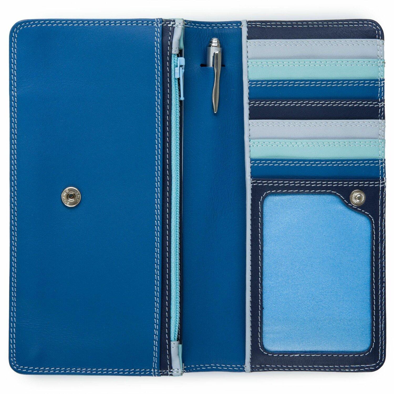 mywalit Medium Matinee Wallet Geldbörse Leder 17 cm ruby