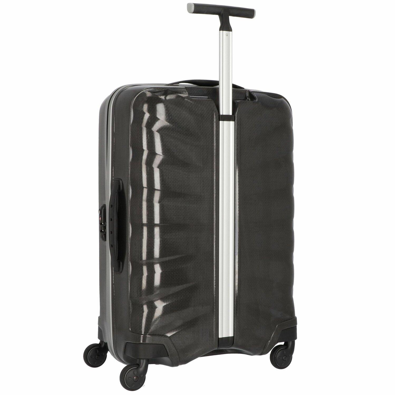 samsonite firelite spinner 4 rollen trolley 69 cm dark blue bei premium mall. Black Bedroom Furniture Sets. Home Design Ideas