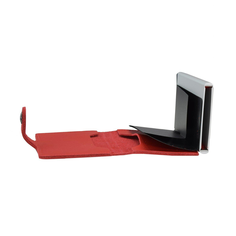 Secrid Wallets Miniwallet Visitenkartenetui 6 5 Cm Leder