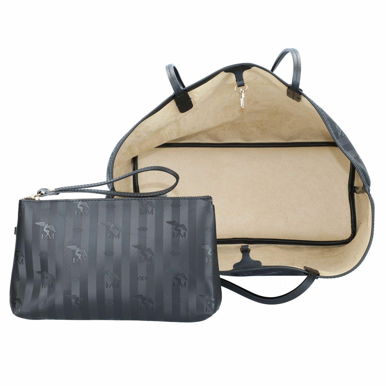 Tasche 34 Luzern TaupeBei Maison Mollerus Shopper Cm WHD2E9I